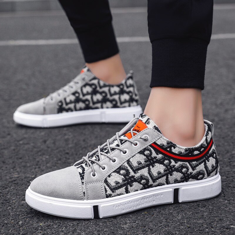 Fashion Soft Sneakers for Men