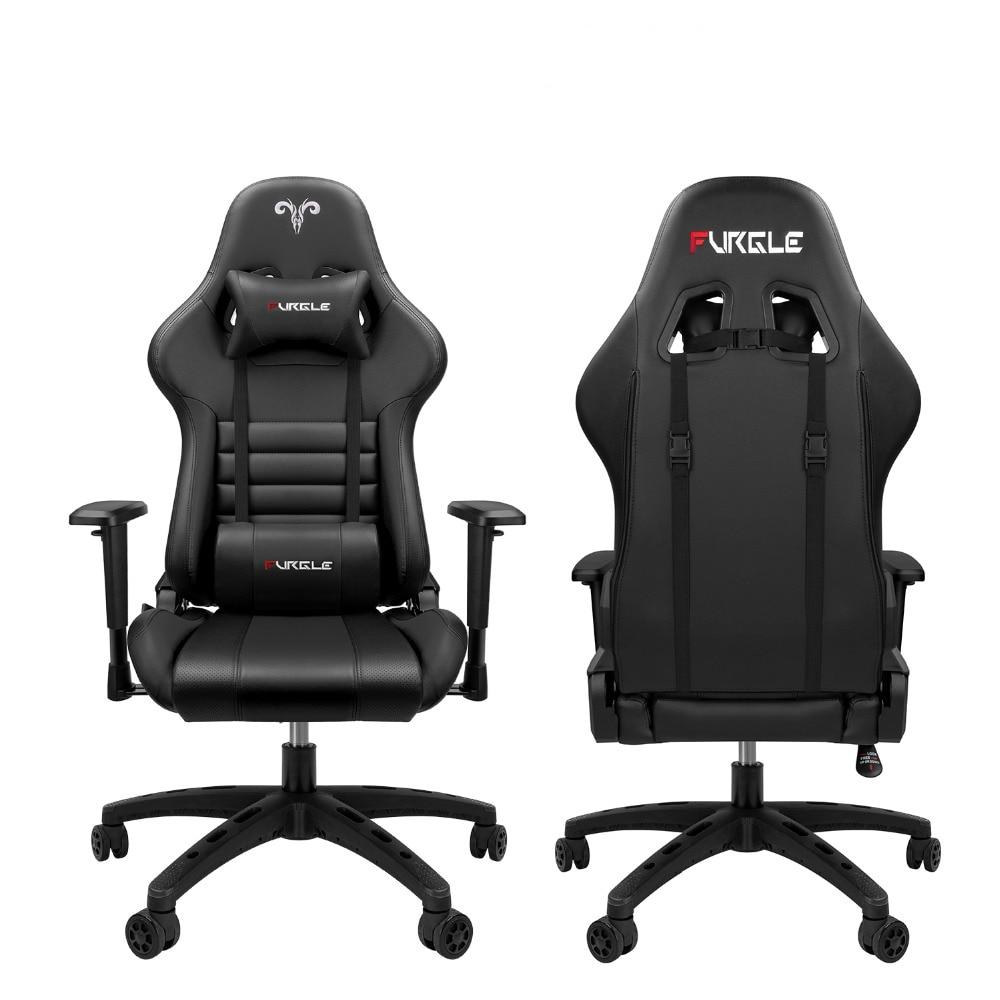 Ergonomic Double Color Gaming Chair